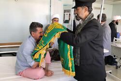 تبریز میں زیر سایہ خورشید قافلہ کا حضور