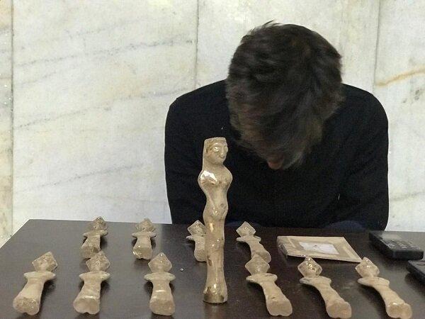 کشف عتیقههای عصرآهن و ساسانی در قائمشهر