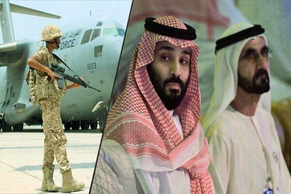سعودی عرب کی امارات پر برہمی/ سعودی فوجی اتحاد میں شگاف نمایاں
