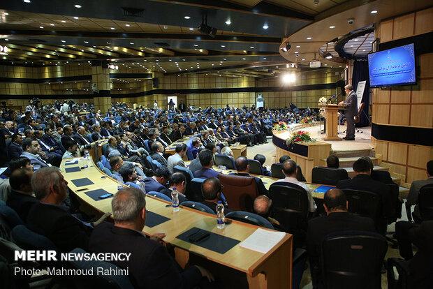 همایش فرمانداران سراسر کشور