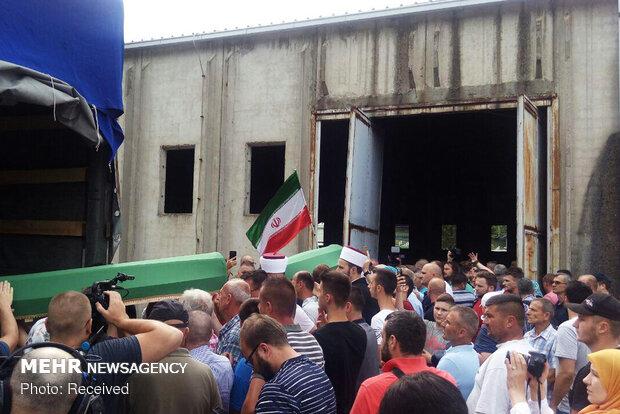 سالگرد « نسل کشی سربرنیتسا» در بوسنی