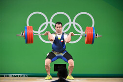 Moradi only Iranian weightlifter in West Asian Championship