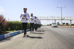 """ركضوا لزيارة الإمام """"الرضا"""" /صور"""
