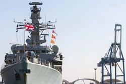 السفارة البريطانية في طهران: لن يرتفع حجم اجمالي قواتنا في الخليج الفارسي