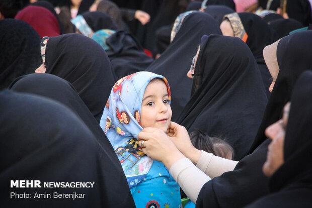 تشریح برنامه های بسیج زنان در هفته عفاف و حجاب