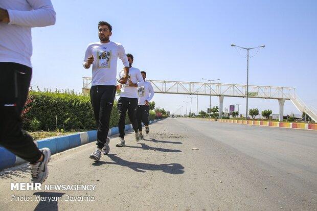 """ركضوا لزيارة الإمام """"الرضا"""""""