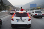 ترافیک روان در محورهای هراز و فیروزکوه
