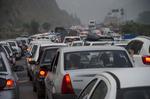 ترافیک هراز هر لحظه سنگین تر می شود