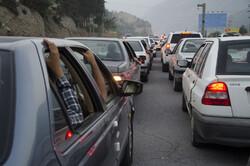 ترافیک در آزادراه های زنجان سنگین و پرحجم است