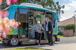راه اندازی آزمایشی اتوبوس های خودران در استرالیا