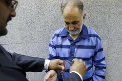 عائلة زوجة عمدة طهران السابق تعفي عن صهرها القاتل