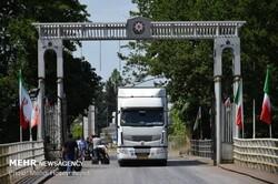 لزوم حل مشکلات مرز آستارا برای تداوم افزایش صادرات به روسیه