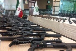 Major gun-smuggling team disbanded in Golestan