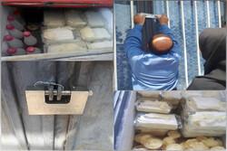 کشف و پلمب کارگاه تولیدی بستنی سنتی غیر مجاز در ورامین