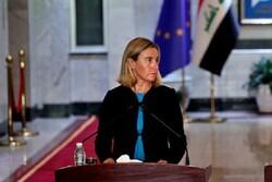 مجلس الاتحاد الأوروبي يصادق على تعيين خلف لموغيريني