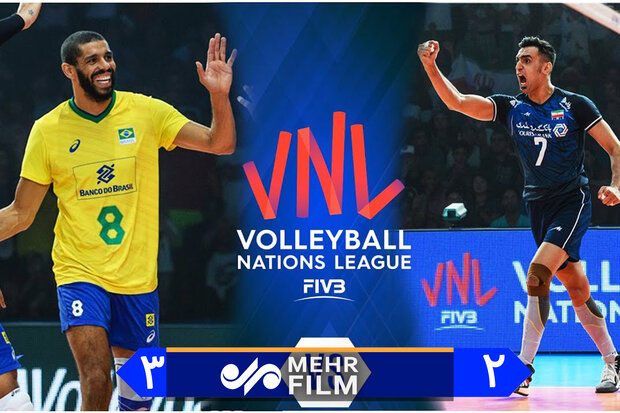 VIDEO: Iran vs Brazil highlights at 2019 VNL Final Six
