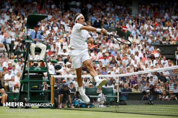 Wimbledon 2019 tenis turnuvasından fotoğraflar