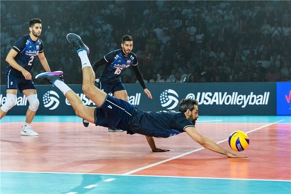 Iran's dream to win first volleyball world trophy didn't come true