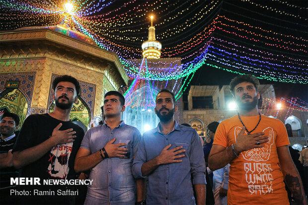 """السلام على الإمام """"الرضا"""""""