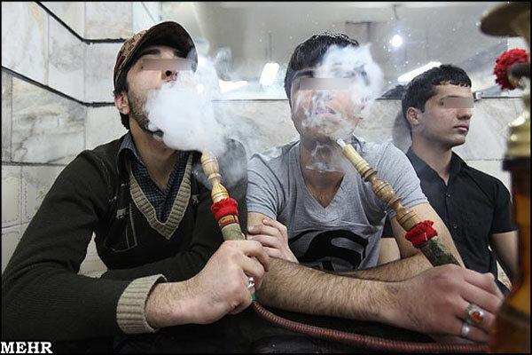 مصرف مواد دخانی در قهوه خانه ها و قلیان سراها ممنوع ماند