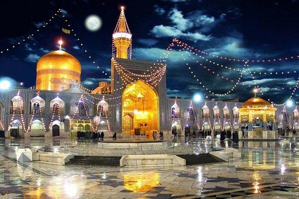 برگزاری جشن ولادت باسعادت امام رضا (ع) در ۲۵۵ بقعه گیلان