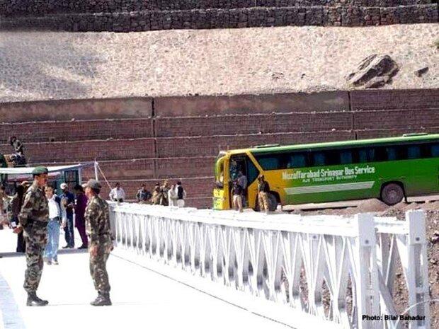 سری نگر اور مظفرآباد کے درمیان بس سروس کا تعطل جاری