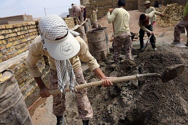 گروههای جهادی استان بوشهر کارنامه درخشانی دارند