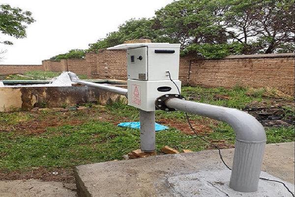 ۴۰ درصد چاههای آب شهرستان اسدآباد به کنتور هوشمند مجهز است