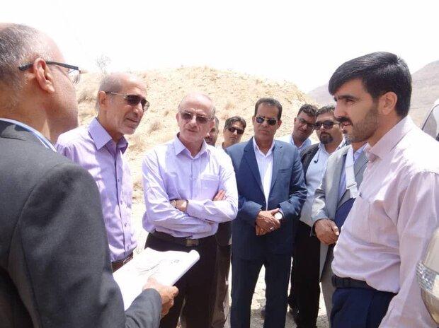 نقاط حادثه خیر شهرستان دشتی رفع می شود