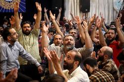 انجمن ریحانۃ الحسین میں امام رضا (ع) کی ولادت کی مناسبت سے جشن