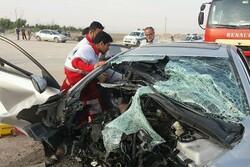 ۲ سانحه جاده ای در محور ساوه-همدان یک کشته و ۵ مصدوم برجای گذاشت