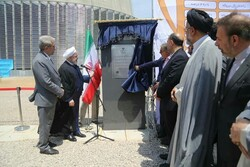 Two phases of combined-cycle power plant launched in N Khorasan