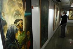 نمایشگاه سمپوزیم نقاشی دفاع مقدس در مازندران برپا می شود