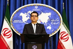 US missile test threat to intl. peace, security: Mousavi