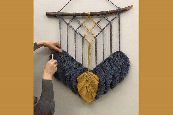 برگزاری نمایشگاه صنایع دستی در دانشگاه هنر