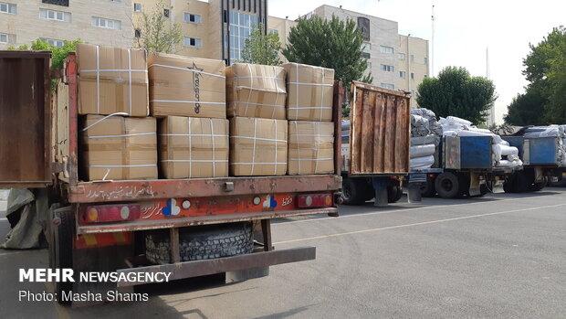 کشف یک میلیارد ریال لوازم خانگی قاچاق در چرداول