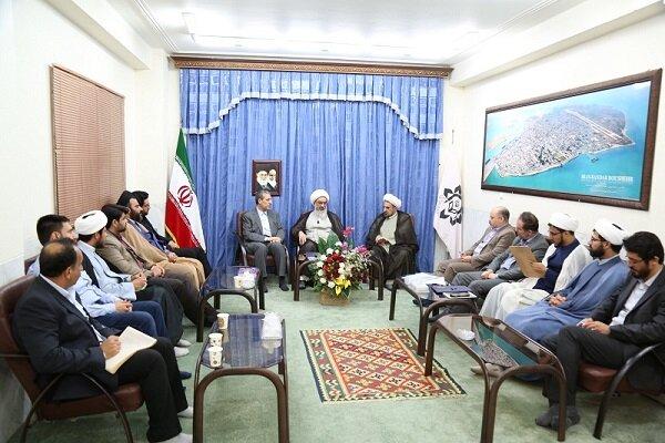 استان بوشهر پایگاه وحدت آفرین علمای مذاهب اسلامی است