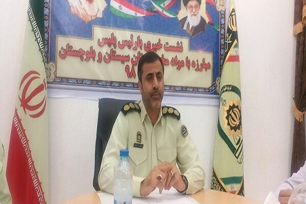 Police seize 47 tons of illicit drugs in SE Iran