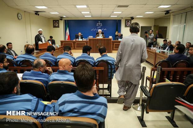 هشتمین جلسه رسیدگی به اتهامات ۱۴ متهم پرونده ارزی