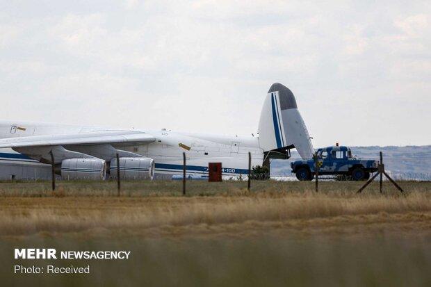 """أول دفعة من منظومة """"اس400""""الروسية تصل تركيا"""