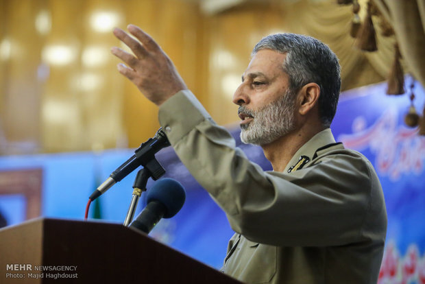 Iran's offensive power would be devastating, Army chief warns
