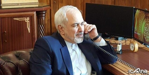 Zarif discusses JCPOA, ties with Norwegian counterpart