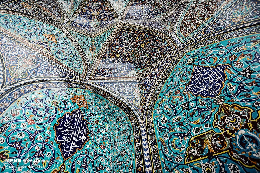 مسجد جامع همدان