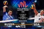 Rusya 2019 Erkekler FIVB Uluslar Ligi şampiyonu oldu