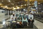 İran kuzeyinde hac kafilesi kutsal topraklara dualarla uğurlandı