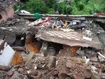 بھارت میں بارش کے دوران  عمارت گرنے سے 11 فوجی اور 2 شہری ہلاک