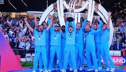 برطانیہ نے نیوزی لینڈ کو شکست دے کر پہلی بار ورلڈ کرکٹ کپ جیت لیا