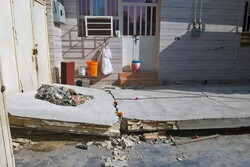 فرسودگی درمسجدسلیمان بالاست/اماکن تاب زلزله ۲۵سانتیمتری رانداشتند