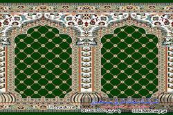 «فرش سجادهای پاریس» بزرگترین تولیدکننده فرش مسجد ایران