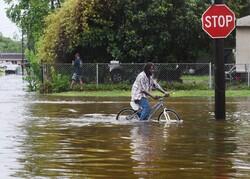 ABD'de 'Barry Kasırgası' hayatı olumsuz etkiledi